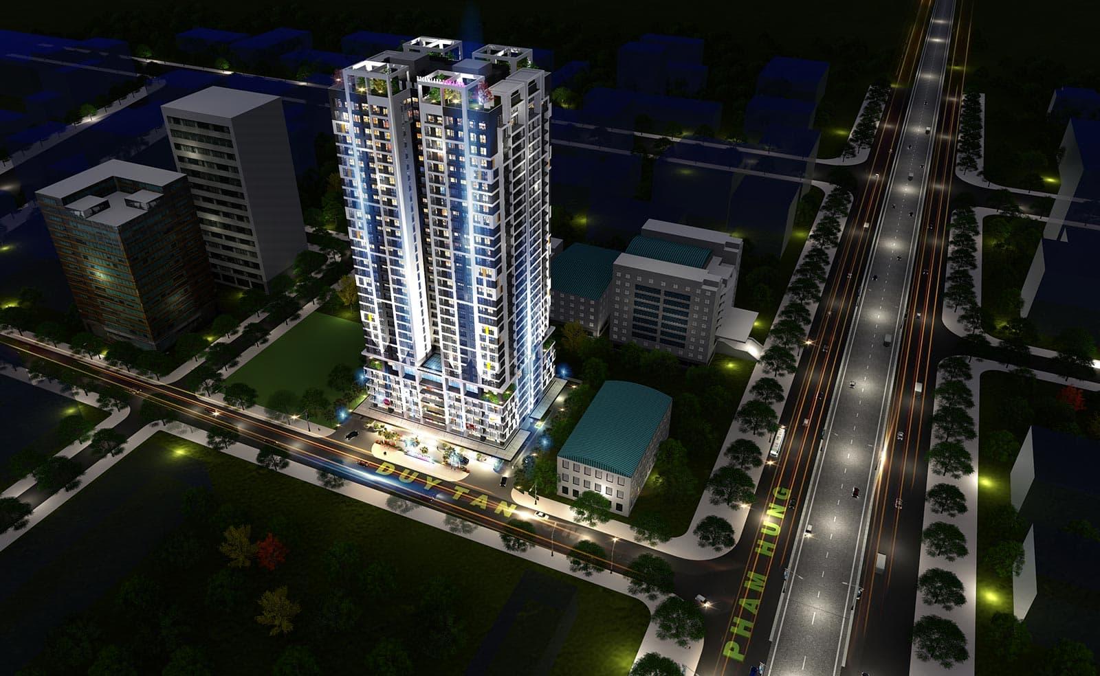Dự án Dreamland Bonanza, 23 Duy Tân, Cầu Giấy