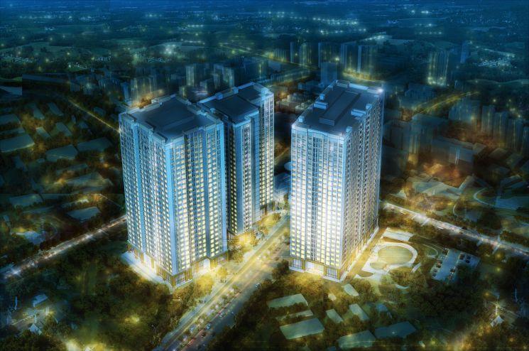 Chung cư Panorama Hoàng Văn Thụ