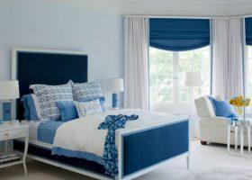 Bài trí phòng ngủ hợp phong thủy cho người mệnh Thủy
