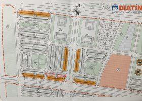Bán Shophoue Đường 60m Kim Đô Yên Phong