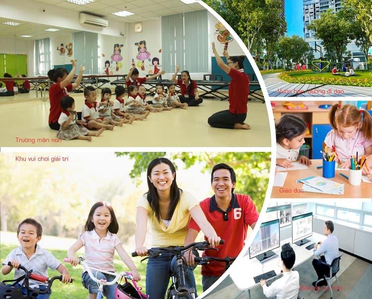 Căn Hộ CT2 chung cư Panorama Hoàng Văn Thụ