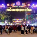 Cao Bằng ký sự - Phố đi bộ Kim Đồng