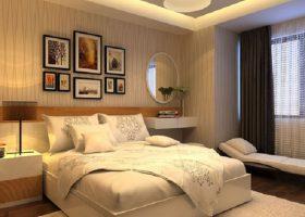 Người mệnh Kim và những mẹo trang trí phòng ngủ