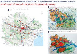 Phát triển đô thị Yên Phong giai đoạn 2017 - 2025, định hướng 2030: Tạo lập vị thế, thu hút đầu tư