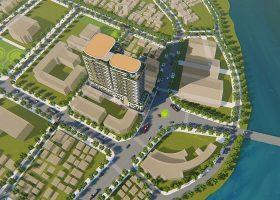 Vị trí dự án Hà Nội Phoenix Tower