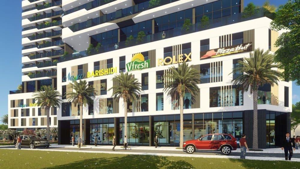 Shophouse Hà Nội Phoenix Tower Cao Bằng