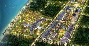Dự án khu dân cư và du lịch Thành phố con đường Tơ Lụa