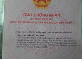 Pháp lý dự án Hanoi Phoenix Tower