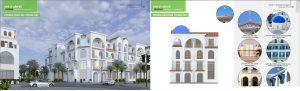 Nhà ở liền kề dự án the silk path city Phú Quốc