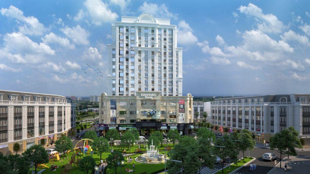 Chung Cư Eurowindow Garden City