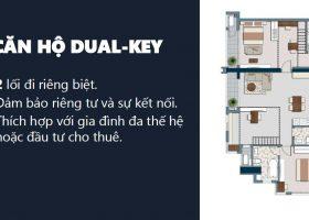 Căn hộ 2 chìa khóa Dual Key Hà Nội Phoenix Tower