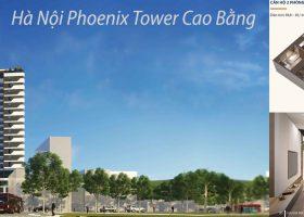 Vì sao nên mua căn hộ chung cư Hà Nội Phoenix Tower Cao Bằng