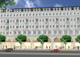 Bán Shophouse Từ Sơn Garden City