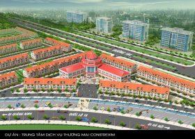 Dự án khu dân cư hồ Mật Sơn