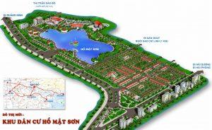 Bán Biệt Thự Dự Án Contrexim Chí Linh Hải Dương