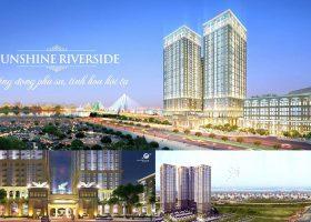 Chung cư Sunshine Riverside trong kđt Ciputra, Phú Thượng, Tây Hồ, Hà Nội