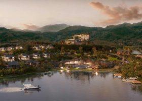 Dự án bất động sản nghỉ dưỡng Cullinan Hòa Bình Resort