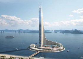 Domino Hạ Long là dự án cao 99 tầng của tập đoàn Sun Group