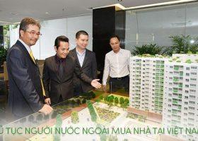 Tư vấn về thủ tục mua nhà của người Hàn Quốc tại Việt Nam