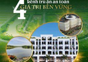 Từ Sơn Garden City – Kênh trú ẩn an toàn với 4 giá trị bền vững