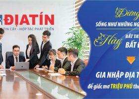 Tuyển 50 chuyên viên kinh doanh bất động sản tại Bắc Ninh