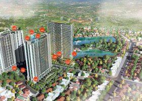 Dự án chung cư Apec Aqua Park Bắc Giang
