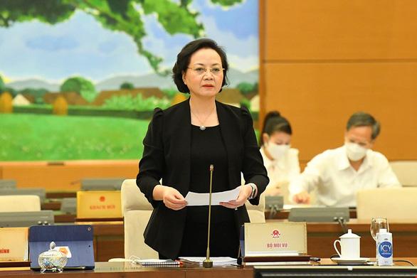 Quốc hội chiều 22-9 đã thông qua việc thành lập thành phố Từ Sơn, tỉnh Bắc Ninh